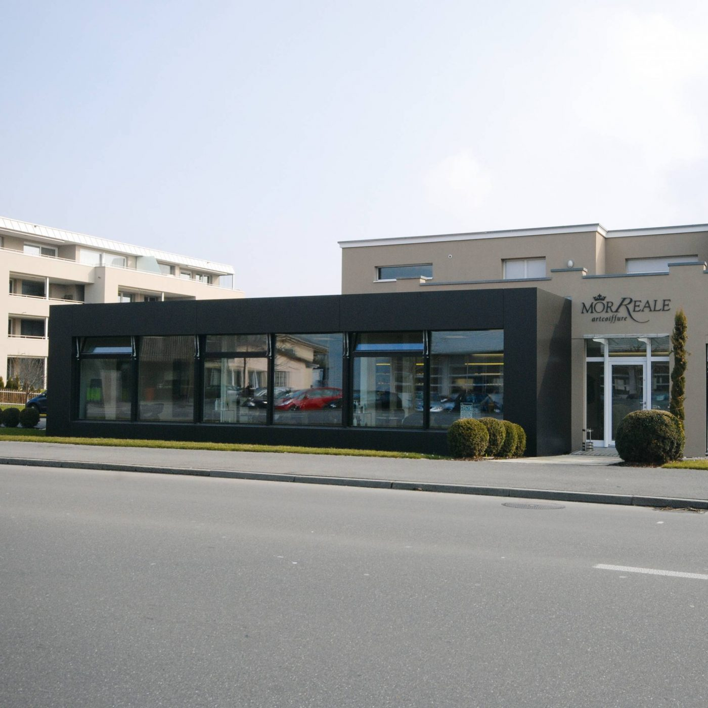 Au Hauptstrasse Fassade1