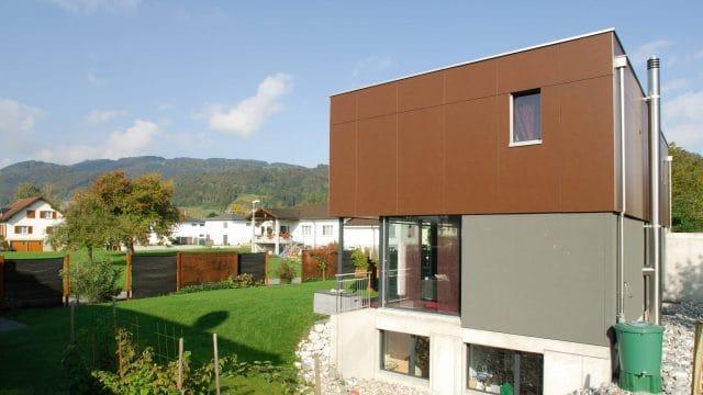 Au Wiesenstrasse Fassade2