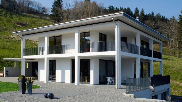 Eichberg Badstrasse Fassade1