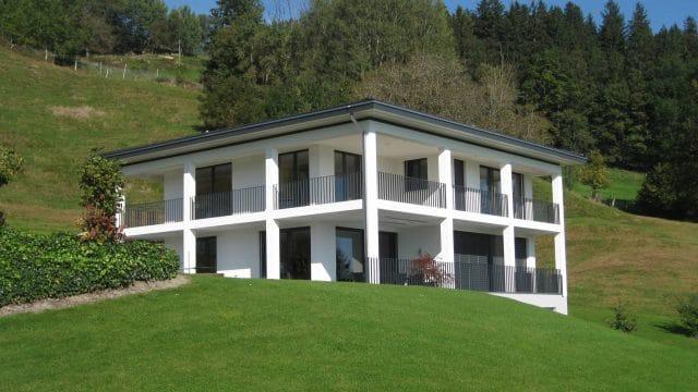 Eichberg Badstrasse Fassade2