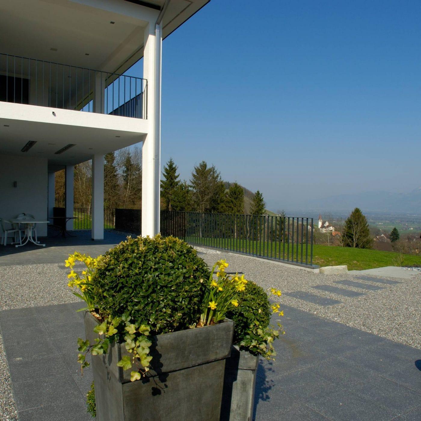 Eichberg Badstrasse Umgebung