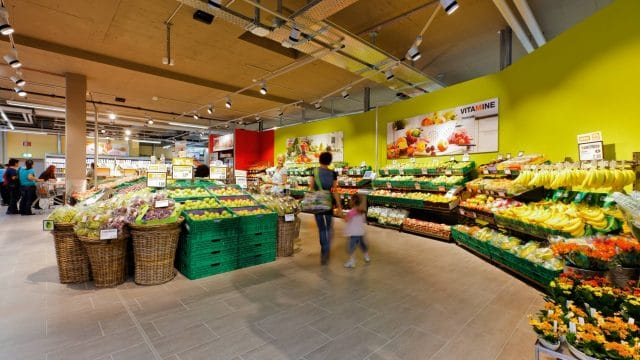 Oberriet Migros Einkaufen1