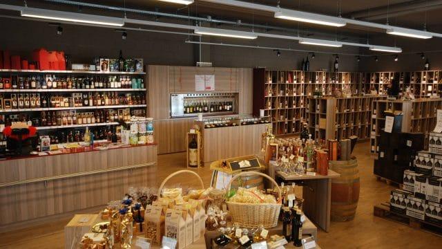 Oberriet Migros Weinverkauf