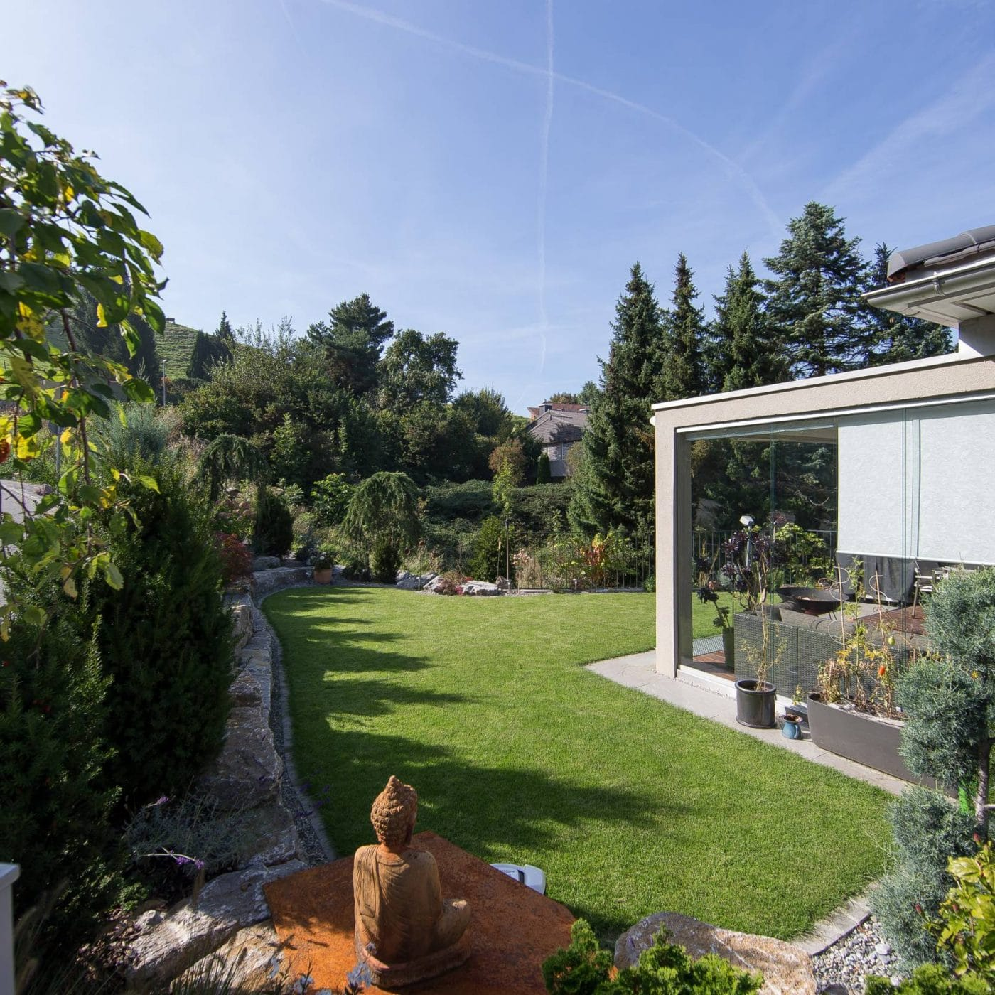 Rheineck Trubenhof M Garten