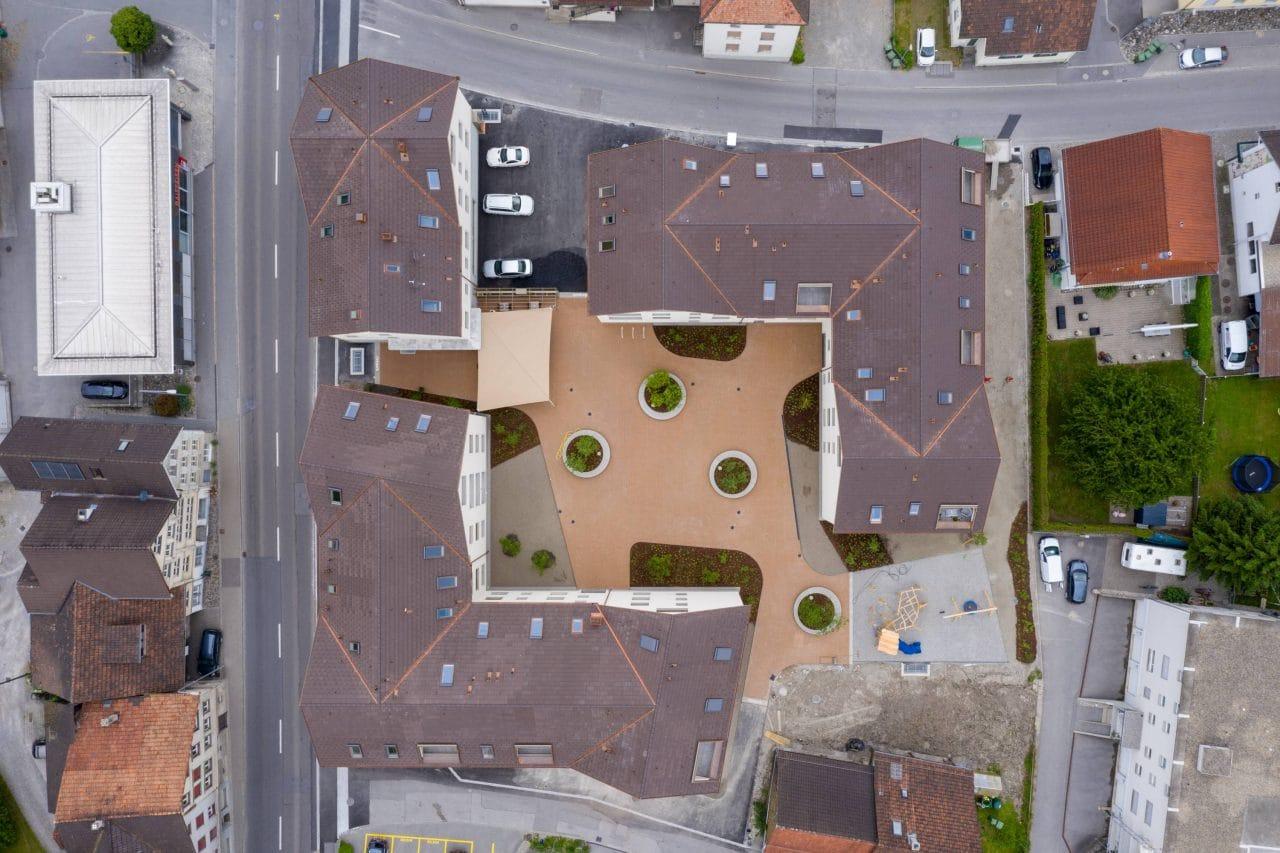 Rietpark Foto Drohne 1
