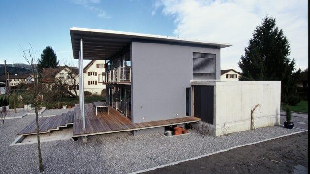 Widnau Trattgasse Fassade3