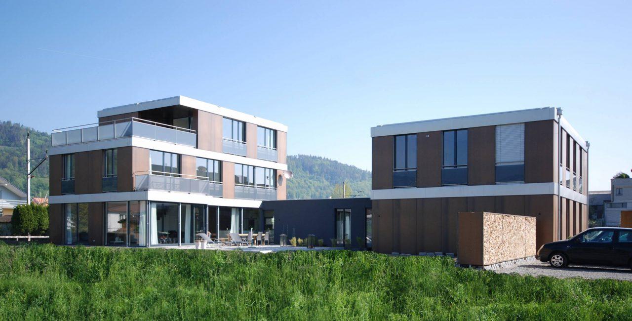 Balgach Schützenstrasse Fassade2