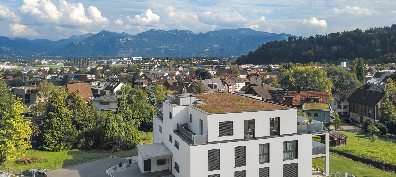 Berneck Eggerweg Übersicht