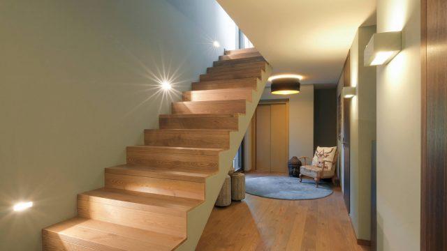Au Walzenhauserstrasse Treppen