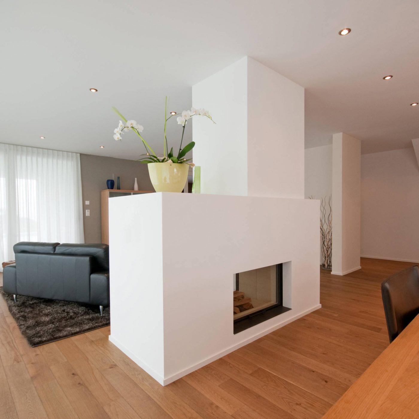 Mörschwil Grünaustrasse Wohnzimmer
