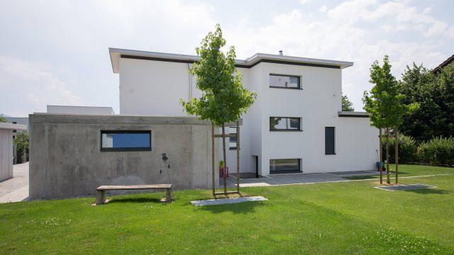 Widnau Messmerweg Fassade2