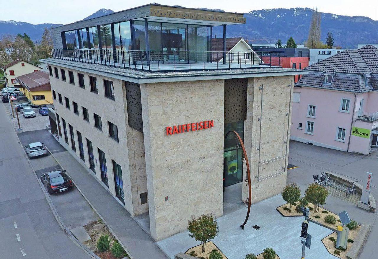 Raiffeisenbank Widnau