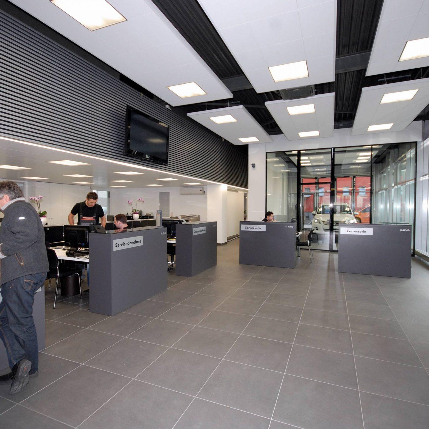 Umbau AMAG Retail Heerbrugg013
