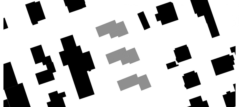 Schwarzplan AU 1